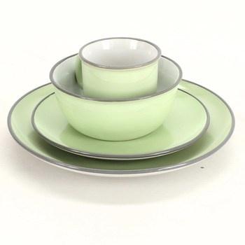 Single set Mäser Maila světle zelená