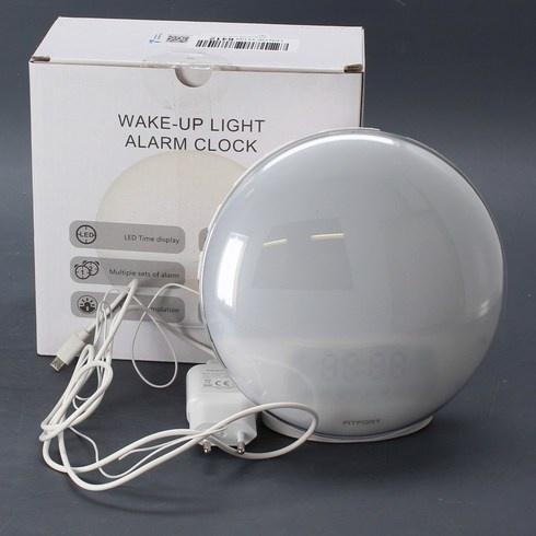 Digitální budík Fitfort Wake-up Light