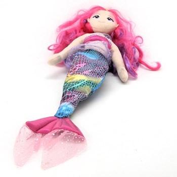 Plyšová mořská panna Aurora 33230