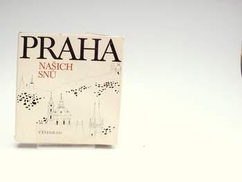 Kniha Květoslava Neradová: Praha našich snů