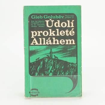 Kniha Gleb Goluběv: Údolí prokleté Alláhem