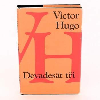 Kniha Victor Hugo: Devadesát tři
