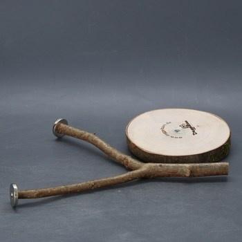 Magnetický stojánek Deggelbam na víčka strom