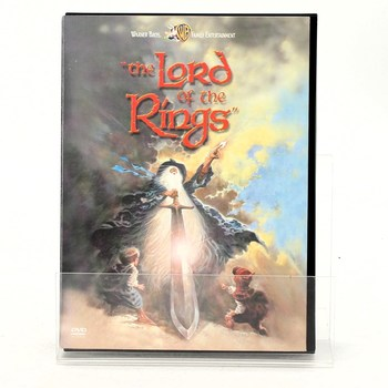 DVD film The Lord Of The Rings