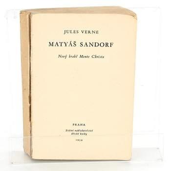 MATYÁŠ SANDORF - Nový hrabě Monte Christo