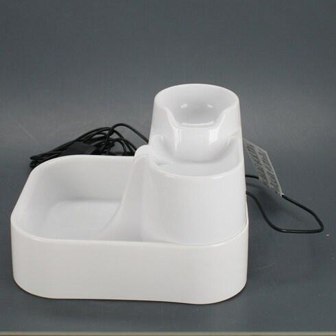 Napájecí fontána PetMate 80850 bílá