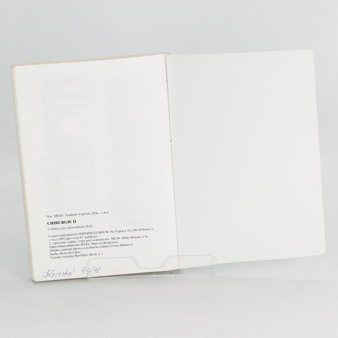 Kniha Chirurgie II