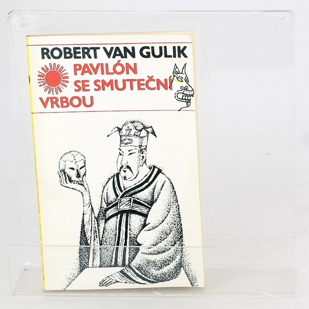 Robert van Gulik: Pavilón se smuteční vrbou