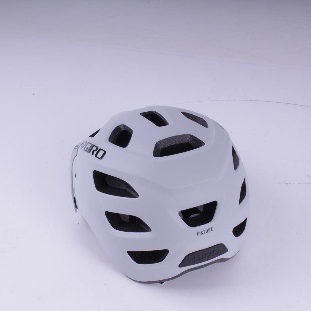 Cyklistická helma Giro Fixture GH157 bílá