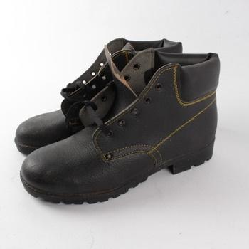 bce8e925c07 Pracovní obuv na tkaničky černá