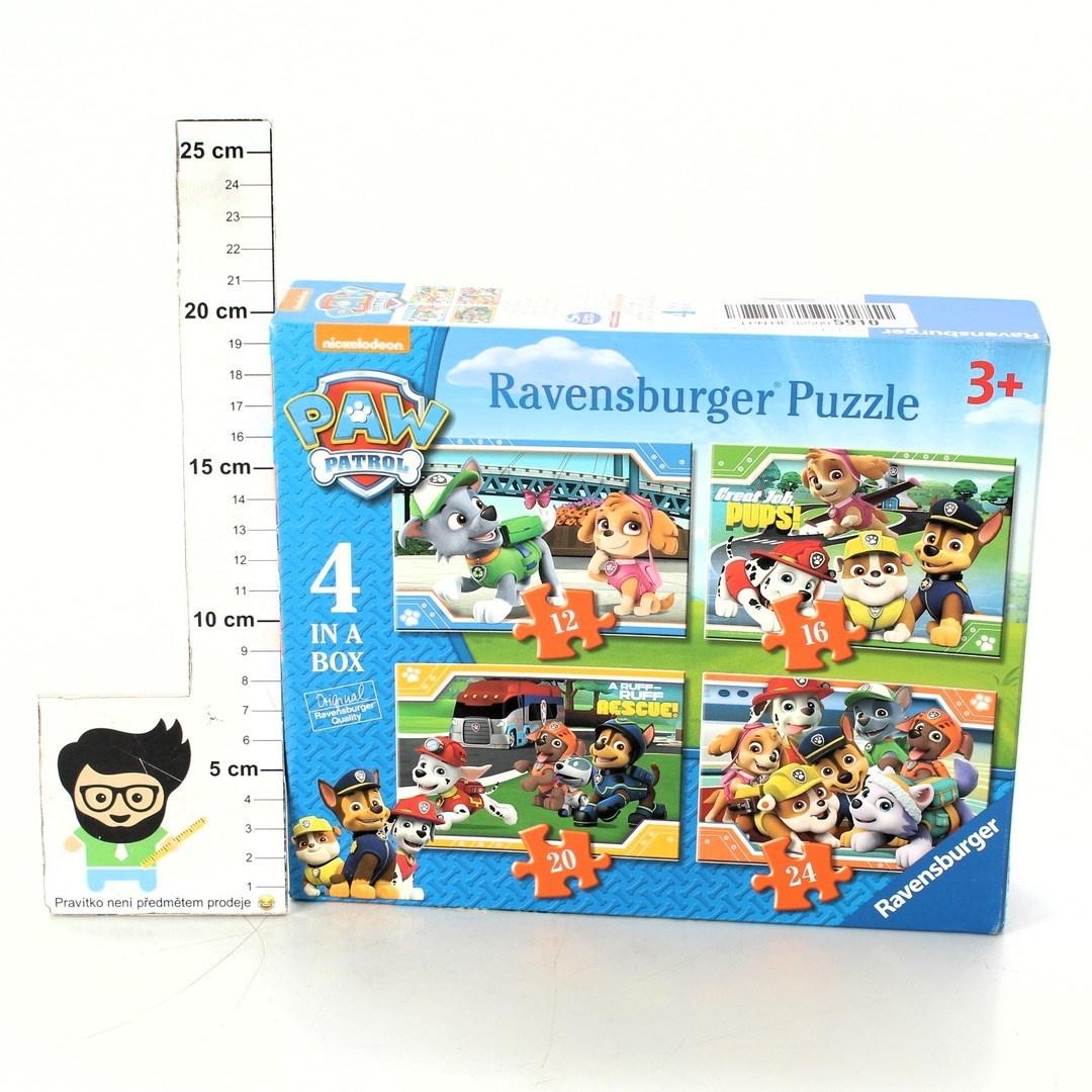 Dětská puzzle Ravensburger Paw Patrol
