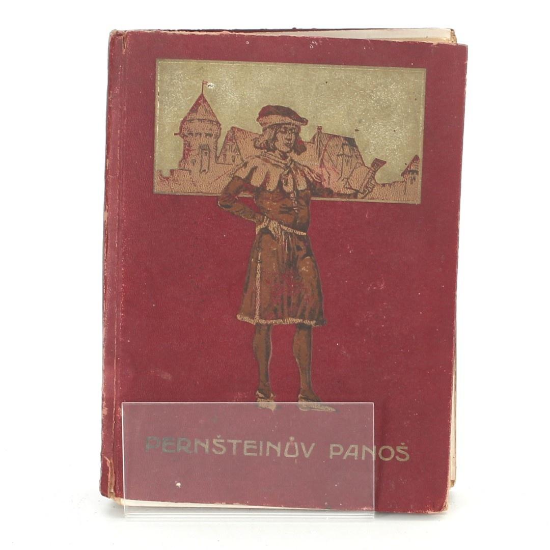 Kniha Pernšteinův Panoš 2 vydání