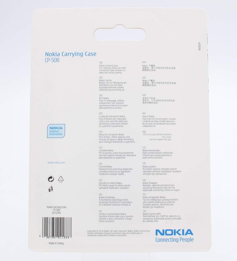 Pouzdro na mobilní telefon Nokia CP-508