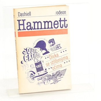 Samuel Dashiell Hammett: Dívka se stříbrnýma očima