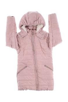 Dětská zimní bunda Pepco růžová