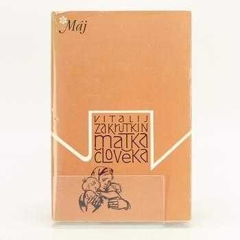 Kniha Matka člověka Vitalij Zakrutkin