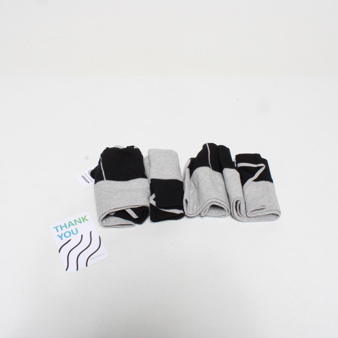 Dámské kalhotky Wirarpa 2119B-L 4ks černé