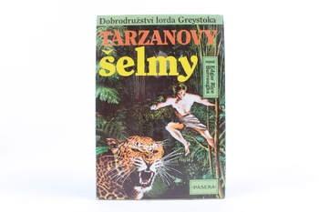 Kniha Edgar Rice Burroughs: Tarzanovy šelmy
