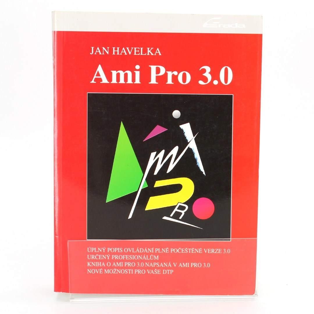 Kniha Ami Pro 3.0