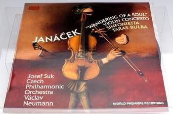 Gramofonová deska Leoš Janáček: Taras Bulba