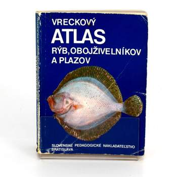 Vreckový atlas rýb, obojživelníkov a plazov