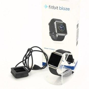 Chytré hodinky Fitbit Blaze Black