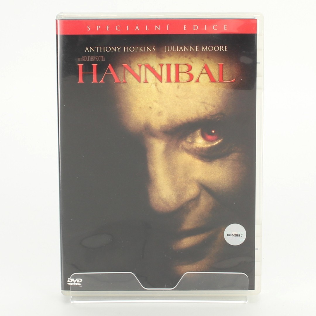 DVD film Ridley Scott: Hannibal