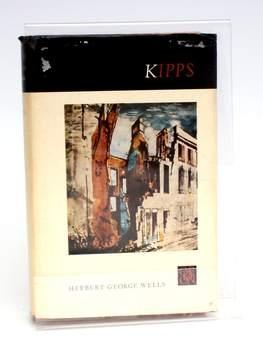 Kniha Herbert George Wells: Kipps