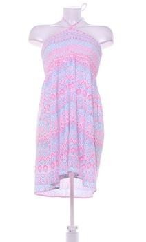 Dámské letní šaty Janina vzorované