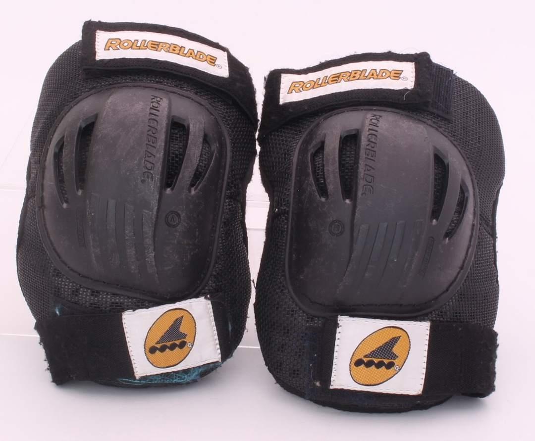 Loketní chrániče Rollerblade černé 2 kusy