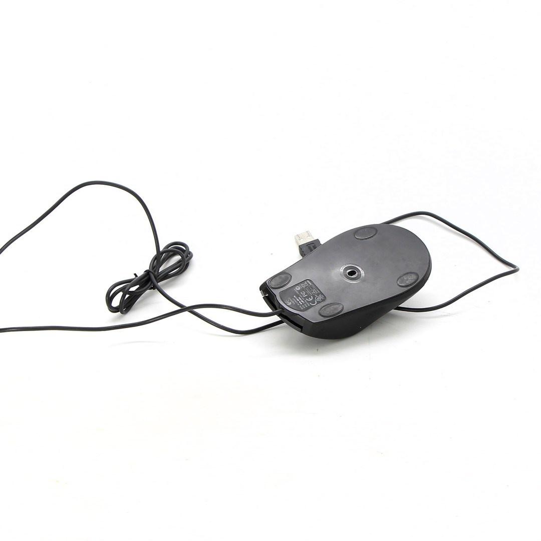 Kabelová myš Logitech Corded Mouse M500