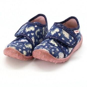 Batolecí obuv Superfit 1009246 Spotty