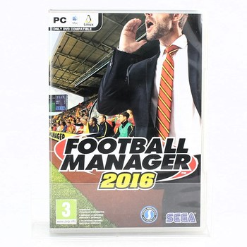Hra pro PC Football manager 2016