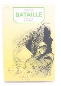 Knihaa Michel Bataille: Strach z génia