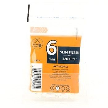 Filtry Gizeh Giz-aktivslimf-30