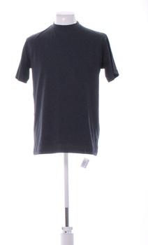 Pánské tričko tmavě šedé KAR6188