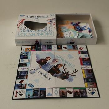 Monopoly Frozen II Hasbro Gaming