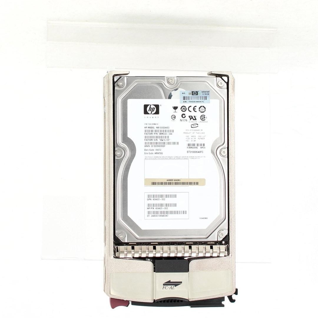 Pevný disk HP 1 TB