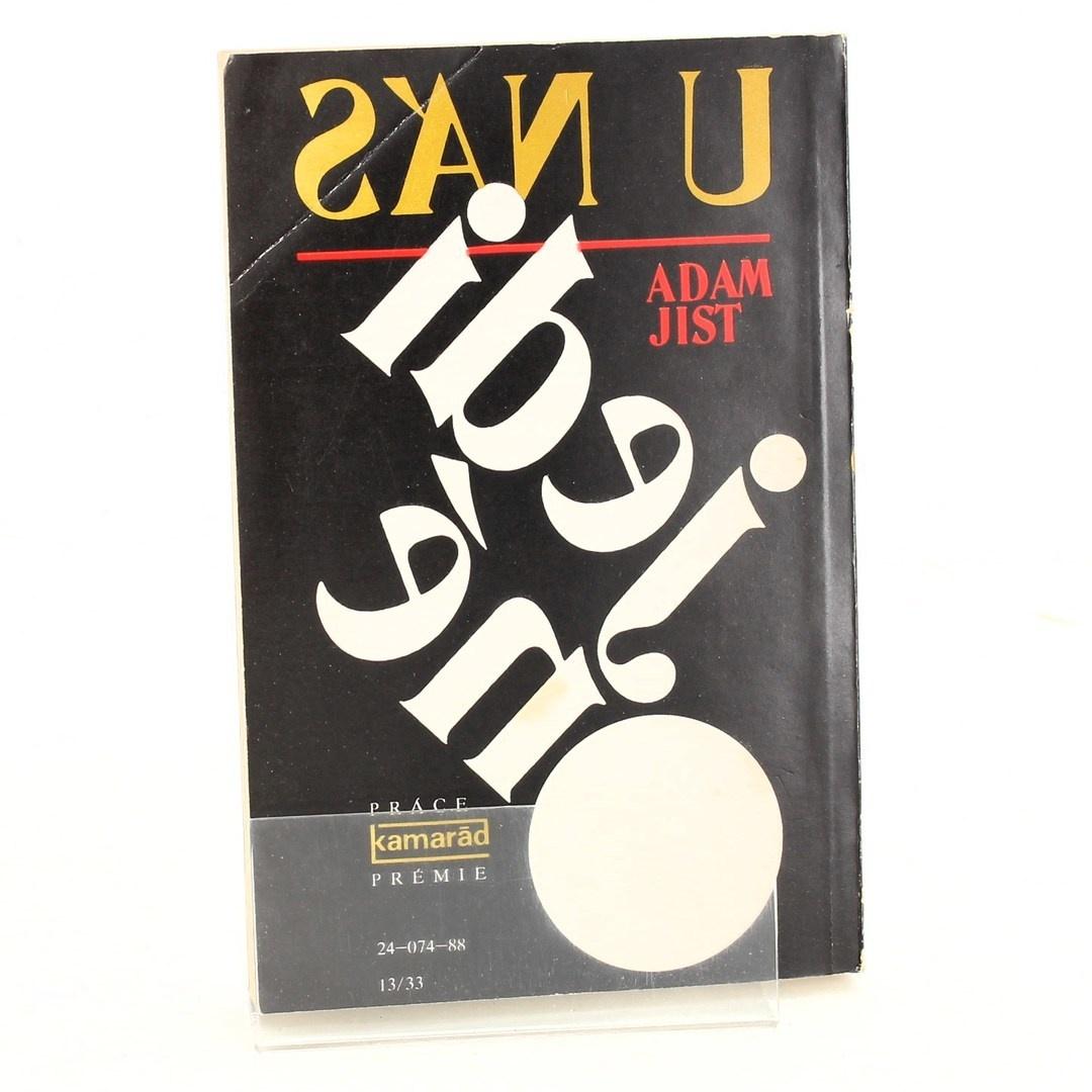 Kniha Adam Jist: U nás jediné