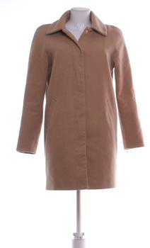 Dámský zimní kabát Orsay hnědý