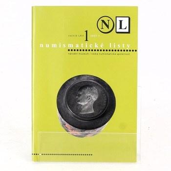 Kolektiv autorů: Numismatické listy