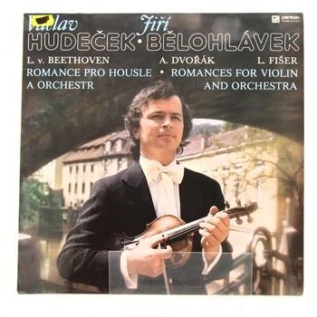 LP Romance pro housle a orchestr