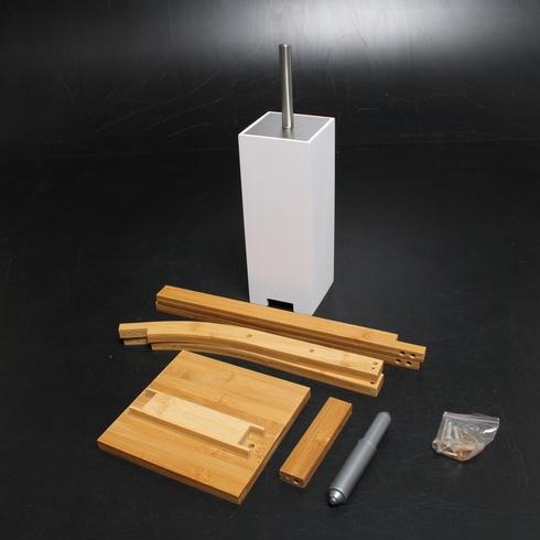 WC štětka RelaxDays 10020321 bambus