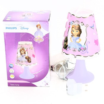 Stolní lampa Philips Sofia the first
