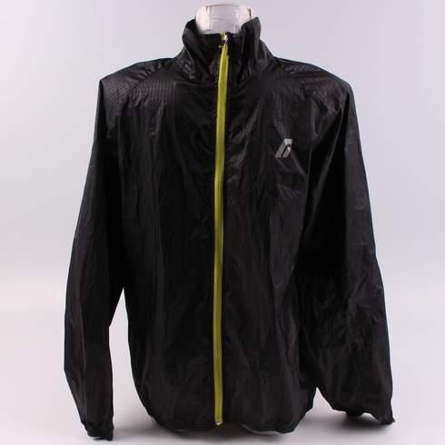 495db5978fc Pánská bunda Crivit větrovka černá - bazar