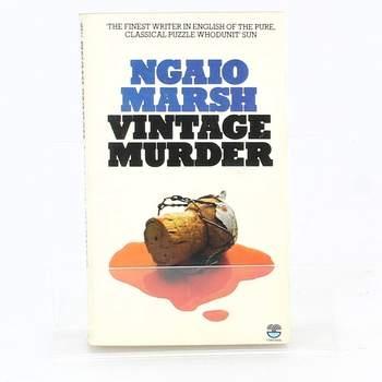 Kniha Vintage Murder Ngaio Marsh