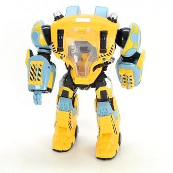 Robot Simba Die nekrons der Tiefe