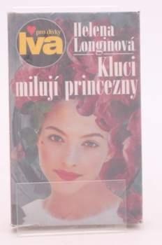 Kniha H. Longinová: Kluci milují princezny