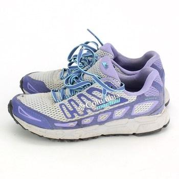 Trailové boty značky Columbia