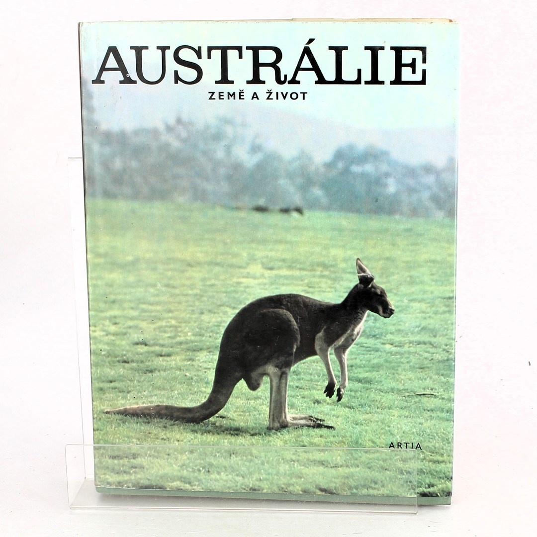 Kniha Bergamini: Austrálie Země a život